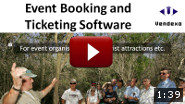 Information video for tour guides, event organisers, operators of tourist attractions etc.